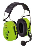 Casque Peltor 3M d'atténuation supérieure Aviation WS ProTac XP Ground Mechanic